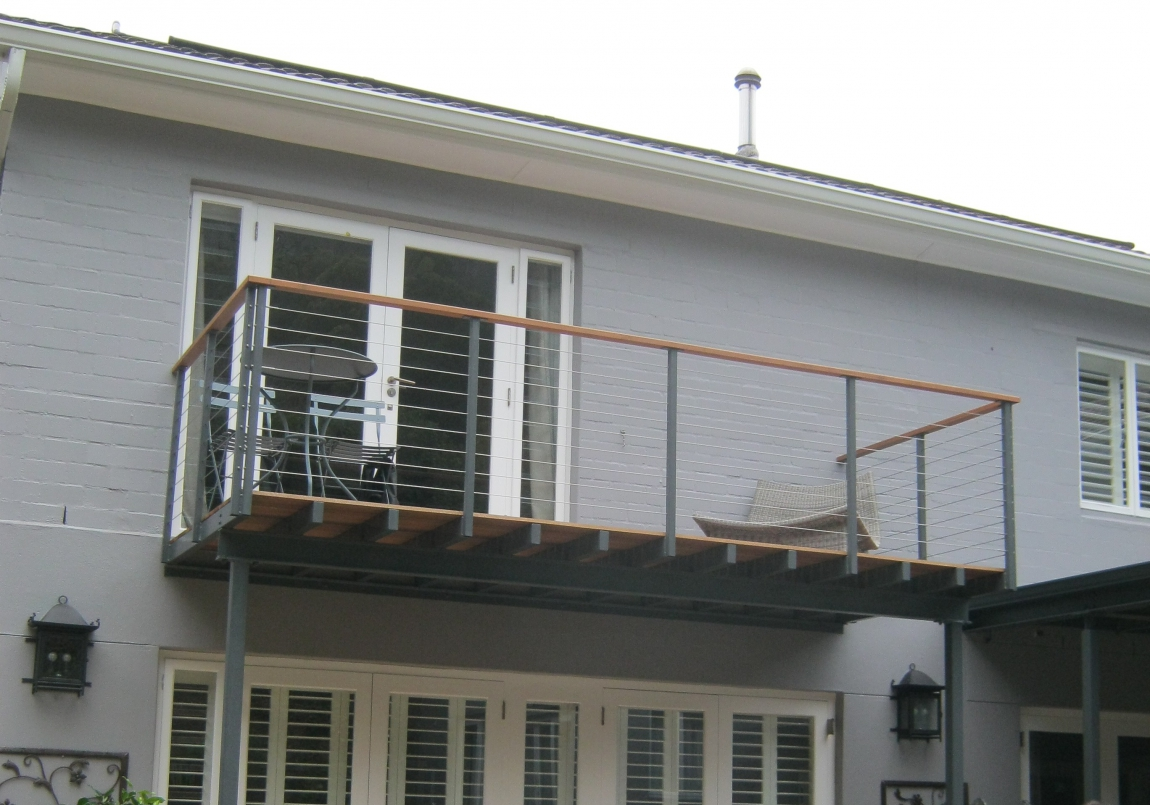 Exterior Decking And Balconies Smf Designs In Cape Town