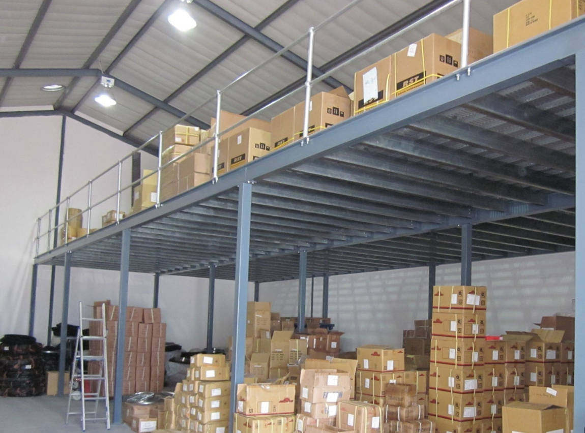 Steel Mezzanine Floors
