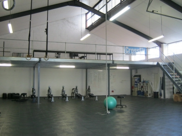 Crossfit - Salt River & Tokai